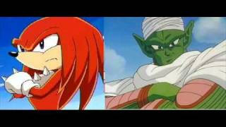 Similarites Between Sonic and Dragonball
