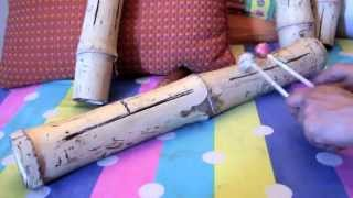 OLE :  Bamboo Slit Drum