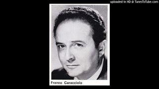 Pergolesi: Concertino n 1 in sol mag | Franco Caracciolo | Orch Scarlatti (19.11.1957)