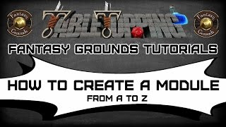 كيفية إنشاء الخيال أساس وحدة من A إلى Z, كامل طول الفيديو