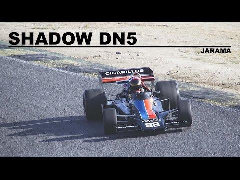 1975 Shadow DN5 - Espíritu del Jarama