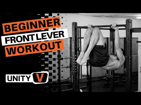 How To Front Lever [Beginner Tutorial] thumbnail