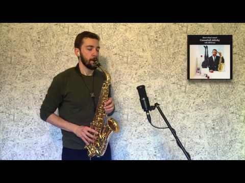 Toy - Cannonball Adderley   saxophone transcription by KAIDO WIND mp3