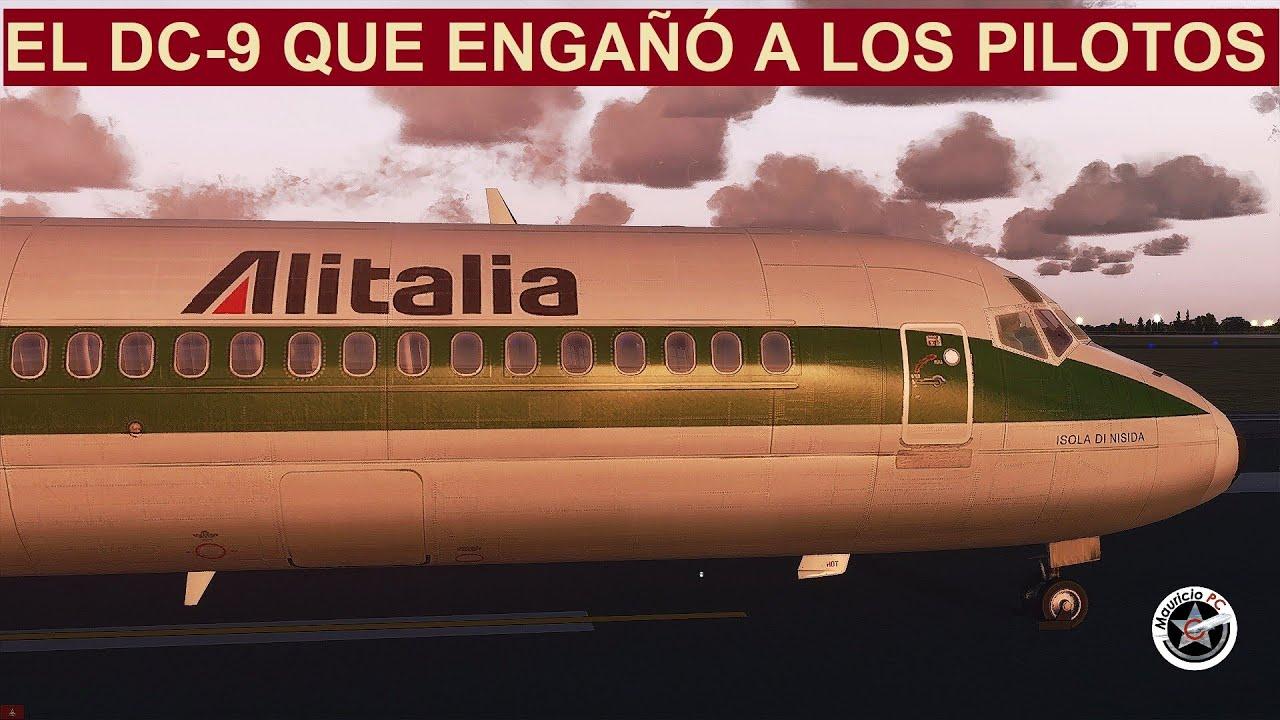 Alitalia 404 - El Vuelo que Confundió a los Pilotos