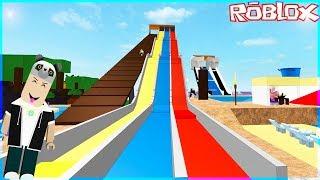 O novo parque aquático super Fun! Roblox