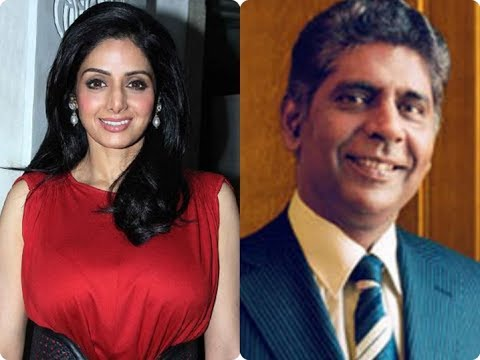 Sridevi's Controversies & Affairs: When Sridevi broke engagement with Vijay Amritraj