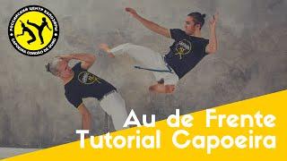 Tutorial Capoeira №1 - Обучение Au de Frente - Колесо вперед