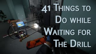 41 Things To Do While Waiting For The Drill