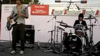 WEAVER トキドキセカイ live at Kyoto Student Music Award