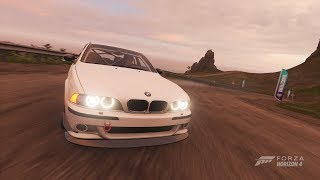 DOMINEI NO DRIFT DE BMW M5 NO SIMULADOR