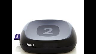 Roku 2 WiFi HD Streaming Media Player
