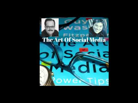 Guy Kawasaki - The Art Of Social Media