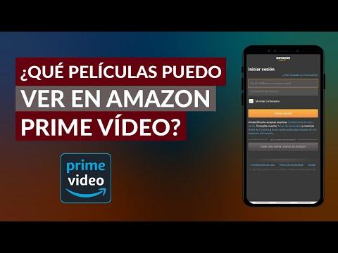 Qué Películas y Series Puedo ver en Amazon Prime Vídeo