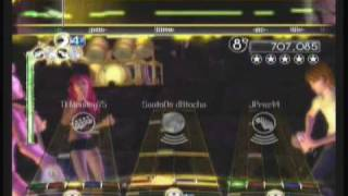 Rock Band 2 - Toxicity