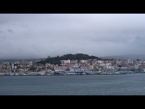 Atlantic Island Cruise Days 2 & 3 - Bay of Biscay & Vigo