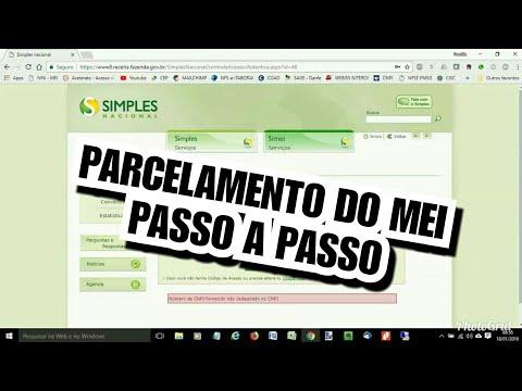 Como Pagar as Contas Atrasadas e Regularizar o CNPjs -(Meis) Microempreendedor Individual 2018.