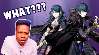 Keitaro reacts to Byleth, the 5th DLC