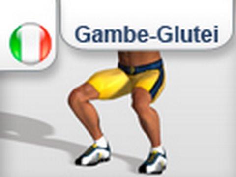 Squat Flessioni Piegamenti Cosce Per Gambe E Glutei Quadricipiti Youtube