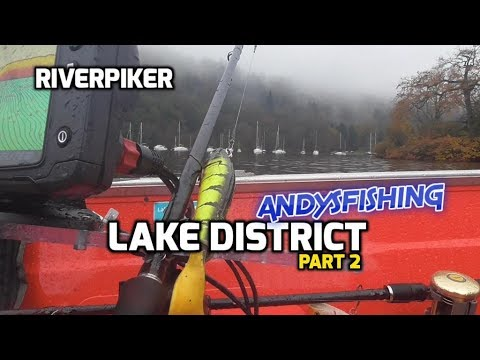 Lake District Pike Fishing  & Collab With Andysfishing - (video 193)