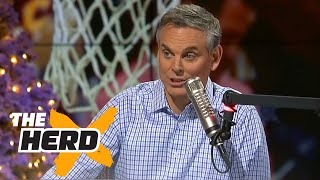 LeBron is 8th on the all-time scoring list - will he pass Michael Jordan? | THE HERD