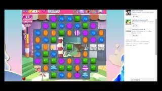 Candy crush Saga level 770 Completed