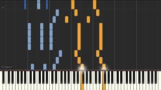 Stories Unheard (Kamelot) - Piano tutorial