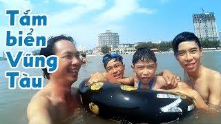 KKK Team đi tắm biển Vũng Tàu... Ôi vui quá xá là vui.
