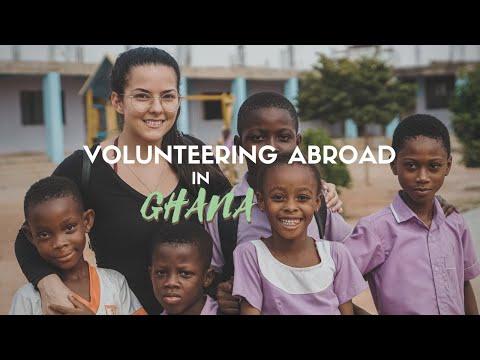 African Volunteer Trip in Ghana