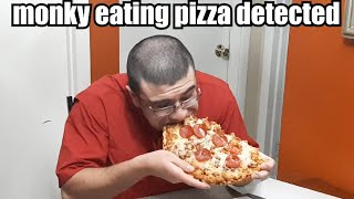 me trying to speed run some pizza