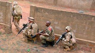Einsatz in Mali: Ausbildung im Rahmen der EUTM - Bundeswehr