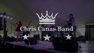 Chris Canas Band: Hey Y'all LIVE at the Tawas Blues Festival 2018