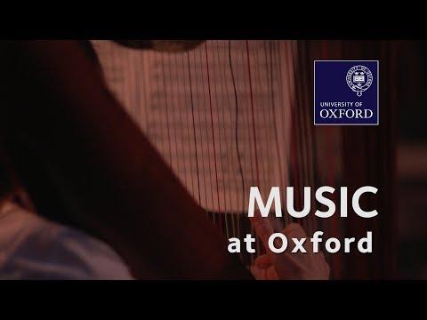 Music at Oxford University