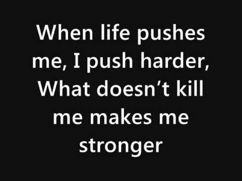 Skillet -  Not Gonna Die (lyrics)