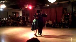 Ney Melo & Ellinor Westrup: Argentine Tango - milonga @ - Ella Es Asi