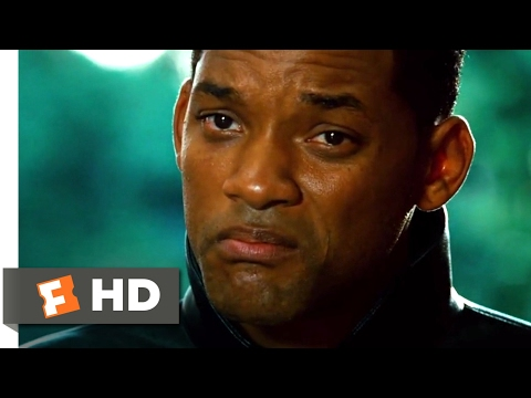 Hancock (2008) - Defusing the Detonator Scene (7/10) | Movieclips