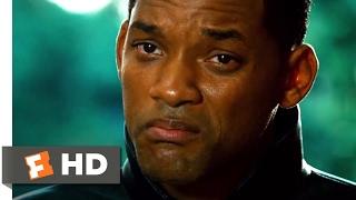 Hancock (2008) - Defusing the Detonator Scene (7/10) | Movieclips