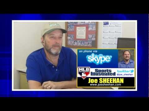 Baseball chat with writer-analyst Joe Sheehan
