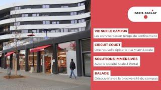 Paris-Saclay TV – Novembre/Décembre 2020
