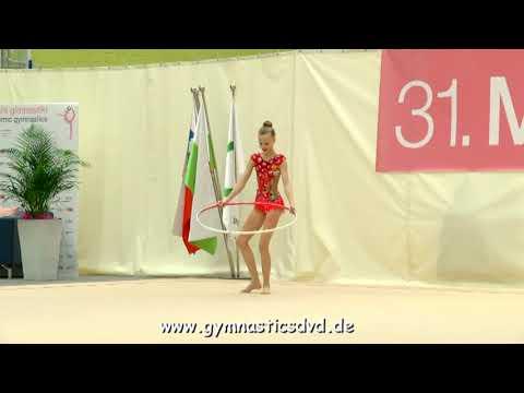 Sofia Nikeeva (RUS) - Junior 05 - MTM-Cup 2018