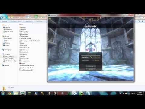Blue Eye Macro P/ AIKA - 30/6/2013 - Sem Modificar Nada!