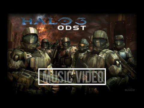 Halo 3 ODST Music Video (Welcome To The Club Now)