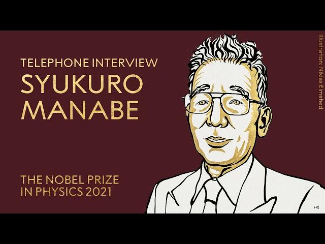 Syukuro Manabe: