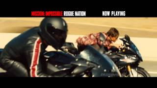 Mission: Impossible Rogue Nation - Faster