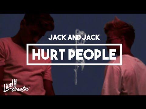 Jack and Jack - Hurt People [GONE EP] | Lyrics