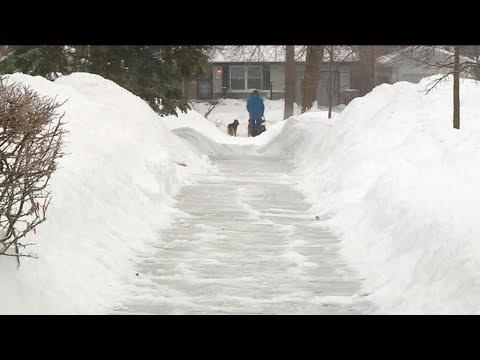 Intensa ola de frío en Estados Unidos