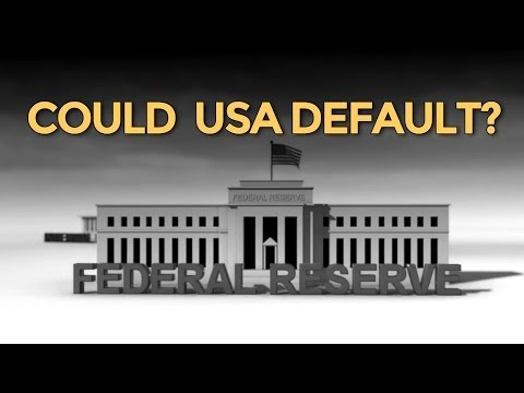 Could USA Default On Its Debt? Mike Maloney