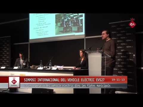 La incorporacio del vehicle electric dins les flotes municipals Ajuntament Impulsa 19 11 13