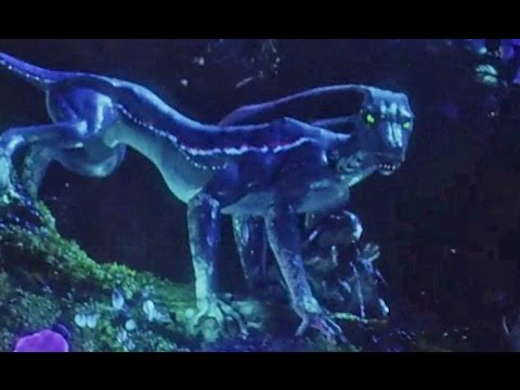 Thumbnail: NEW Pandora - The World of Avatar: Navi River Journey ride preview at Walt Disney World