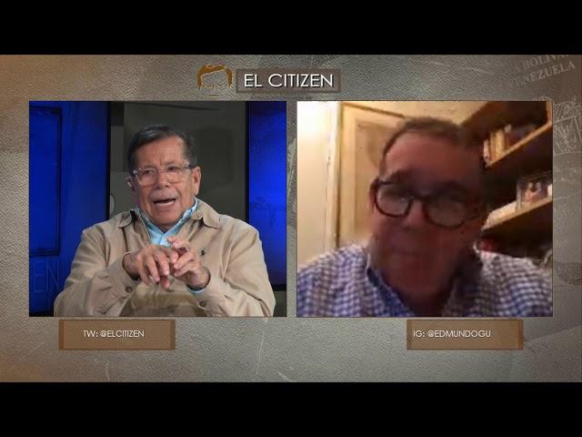 ¡Ningún legislativas, presidenciales libres! #ElCitizen EL CITIZEN – EVTV 06/05/2020 SEG7