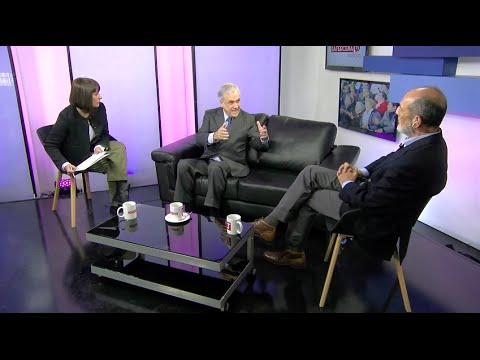 """Piñera: """"Para mi sería más fácil ganar la elección, que devolver a Chile al camino del progreso"""""""